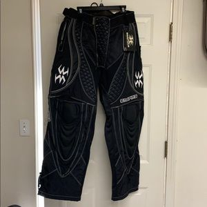 Paintball contact pant